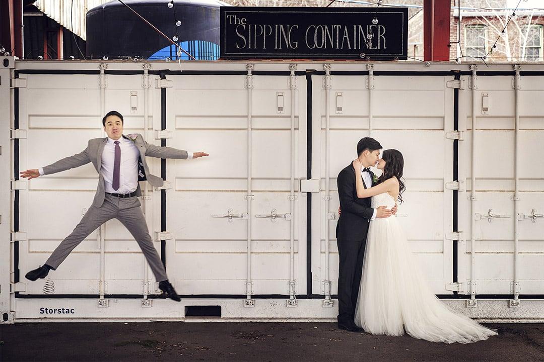Airship 37 Wedding Photos