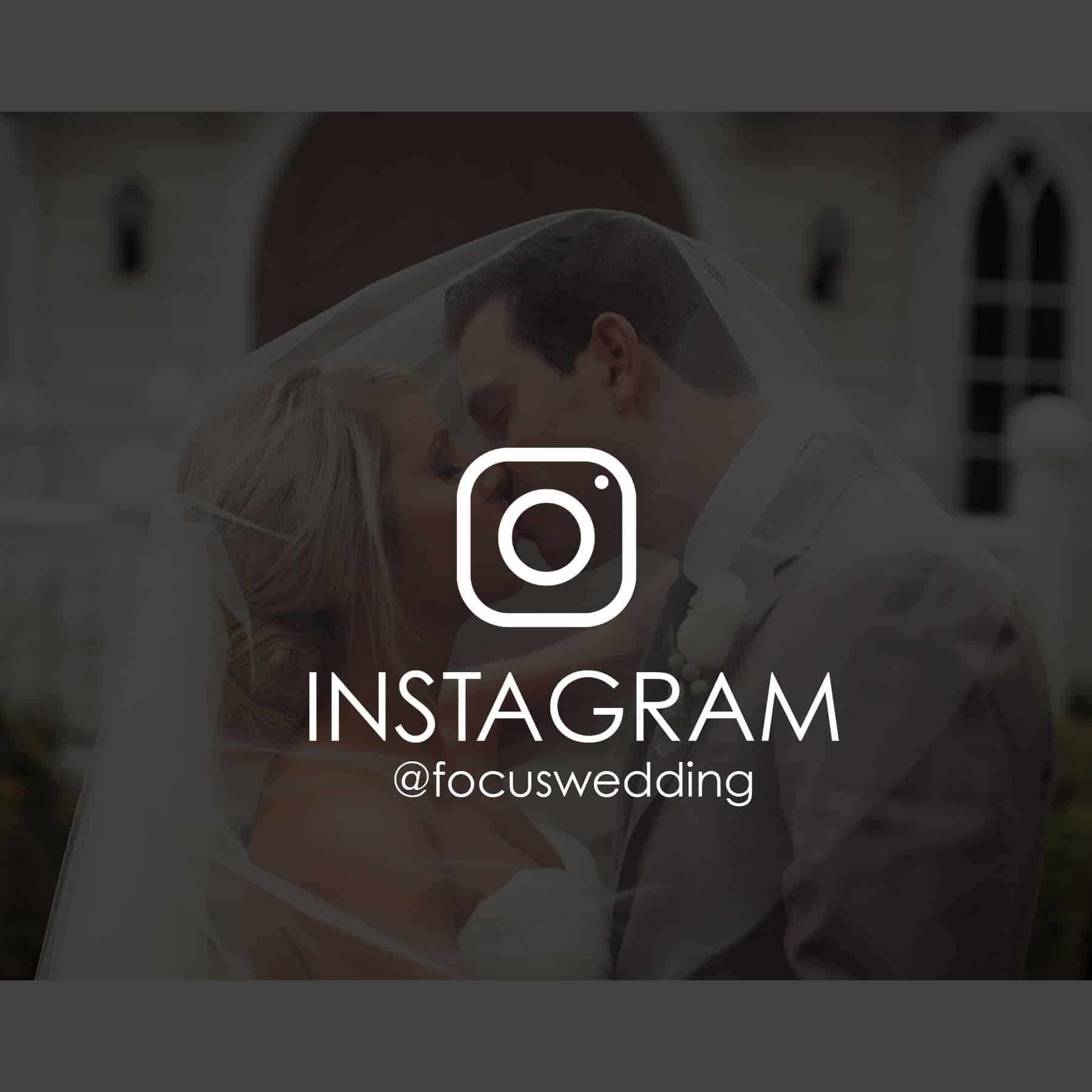 Instagram Wedding Photographer