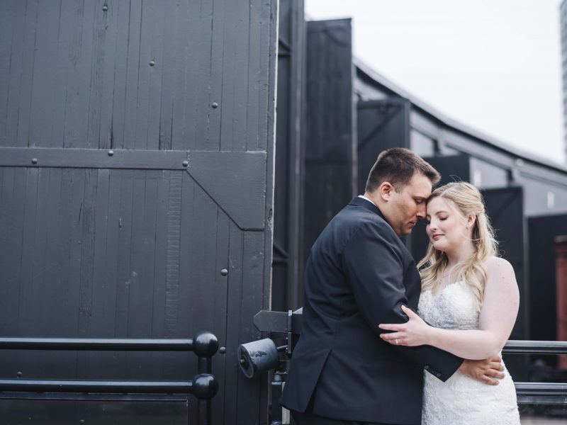 steamwhistle brewery wedding photos