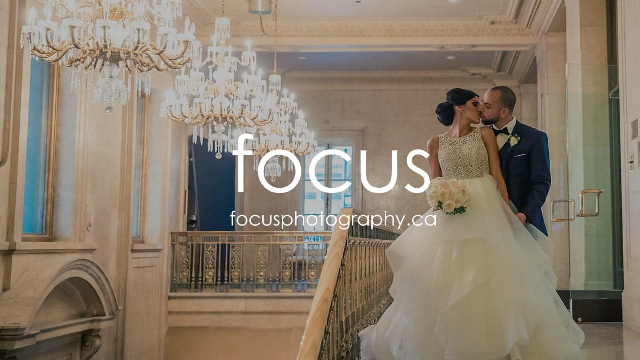 One King West Wedding Videography