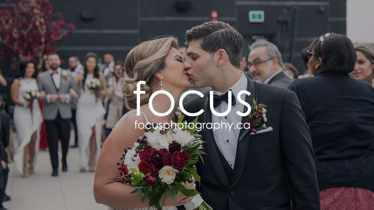 Universal Event Space Wedding Videography
