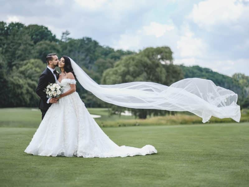 Mississauga Golf and Country Club wedding photos