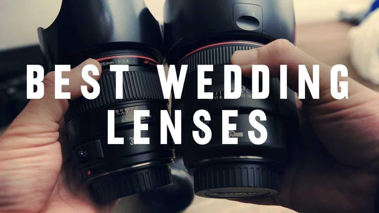 Best wedding videography lens