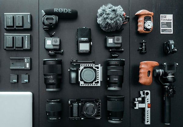 Gears For Wedding Videography