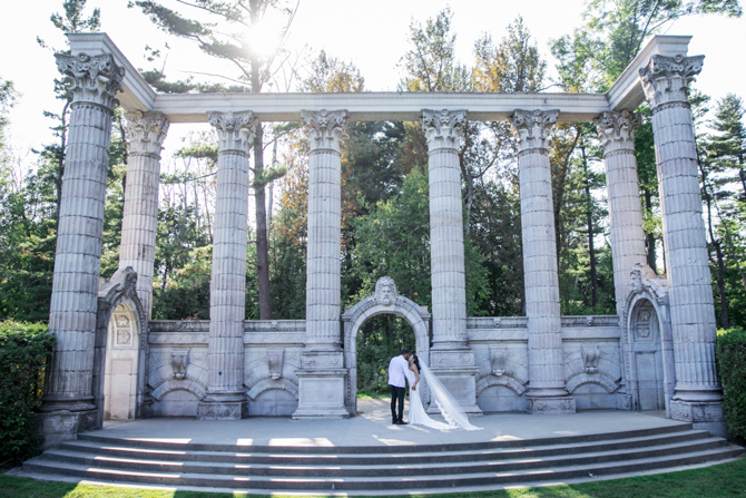 guild inn estate wedding photos