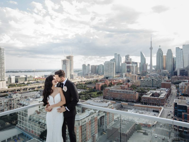 wedding videography globe and mail centre